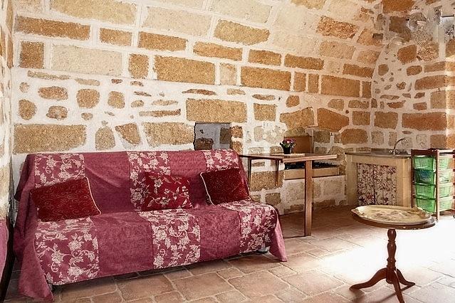 Ferienhaus Casa vacanze a Castrignano del Capo nel Salento in tipica costruzione Salentina a pochi km (2203937), Castrignano del Capo, Lecce, Apulien, Italien, Bild 7