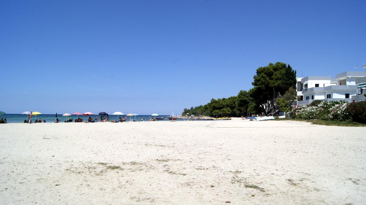 Case vacanze a gallipoli rivabella for Bagno 8 rivabella