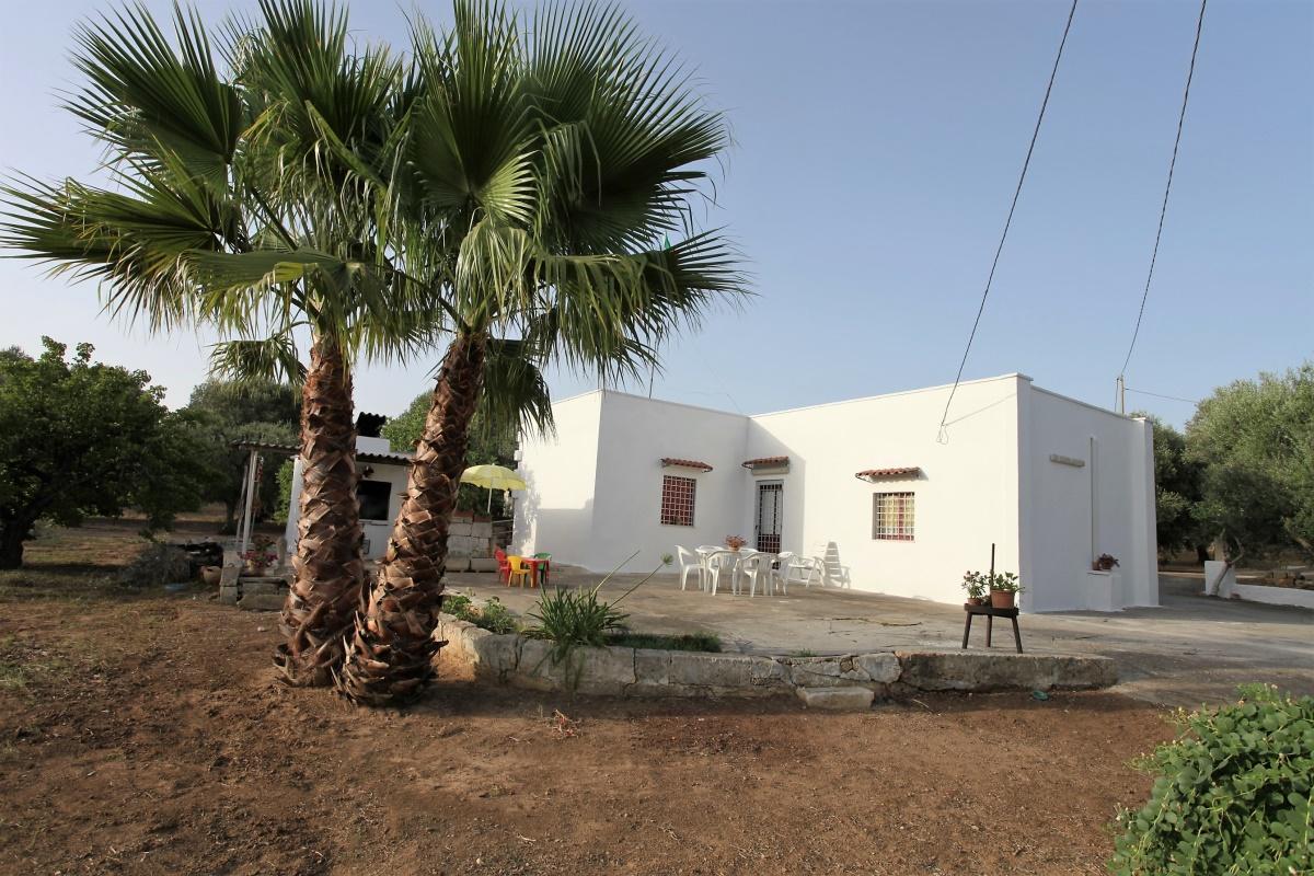 Casa vacanza casarano villette vacanza casa vacanze for Progetti di case in campagna