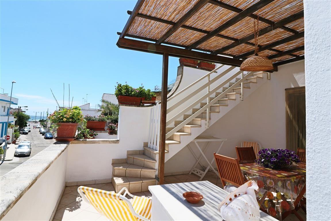Casa vacanza ugento case vacanza casa vacanze vista mare for Vacanze a barcellona sul mare